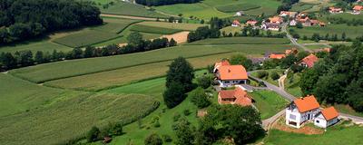 Ausblick von der Riegersburg