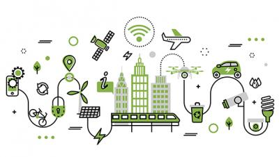 Symbolbild Smart City