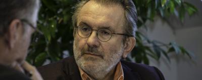 Fritz Hausjell im Gespräch mit Hans Braun