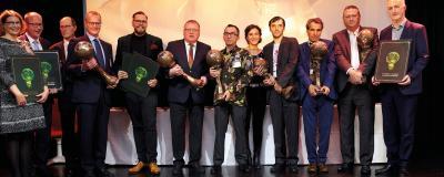 Die Sieger des Energy Globe World Awards 2019