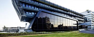Rechenzentrum der Raiffeisen-Landesbank Steiermark