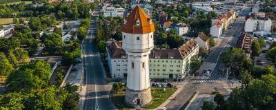 Wasserturm in Wr. Neustadt