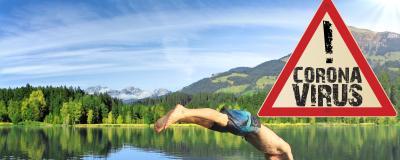 Schwimmen gehen trotz Coronavirus