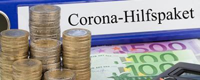 Corona Hilfseuros