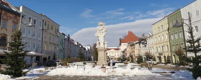 Stadtplatz in Eferding