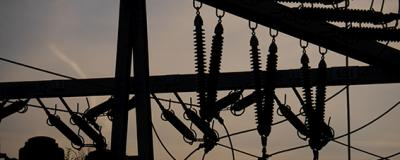 Blackout im Umspannwerk