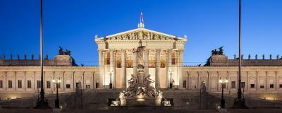 Gesetzesbeschlüsse im Nationalrat