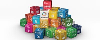 Darstellung der globalen Nachhaltigkeitsziele