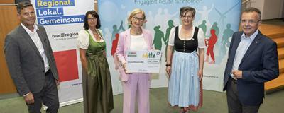 Ideenwettbewerb 2020 der NÖ Dorf- und Stadterneuerung