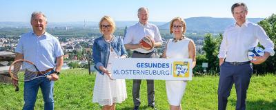 """Klosterneuburg wird """"Gesunde Gemeinde"""""""