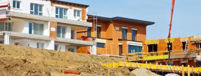 Erschließung von Grundstücken sorgt für Wohnraum