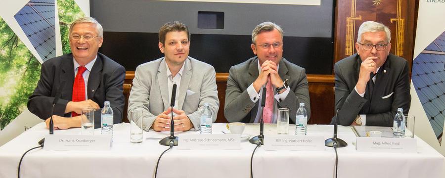 Pressekonferenz act4.energy