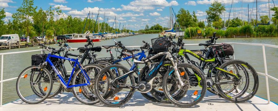 Codieraktion für Fahrräder