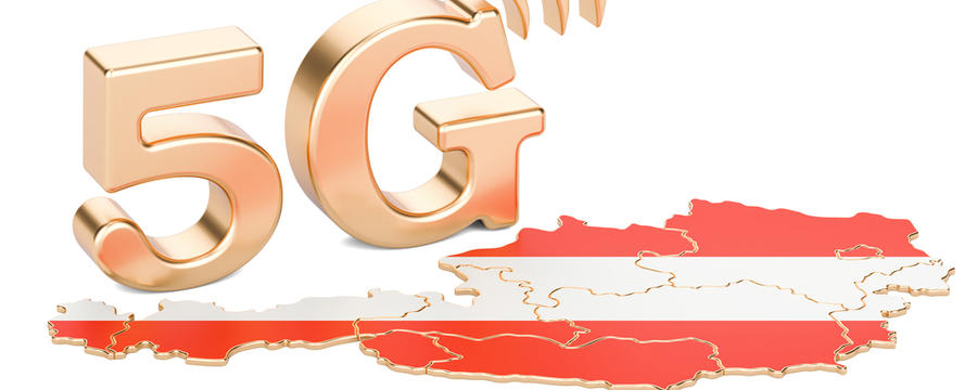 Österreich mit 5G