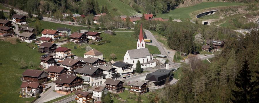Ansicht von Hopfgarten
