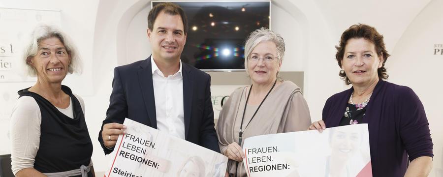 """Frauen.Leben.Regionen 2018"""
