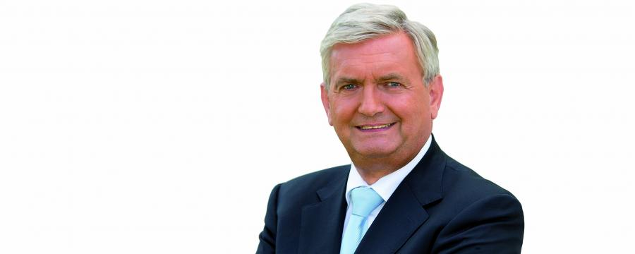 Bild von Gemeindebundpräsident Alfred Riedl