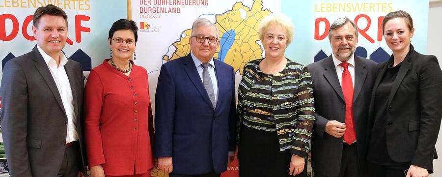 Dorferneuerung Burgenland