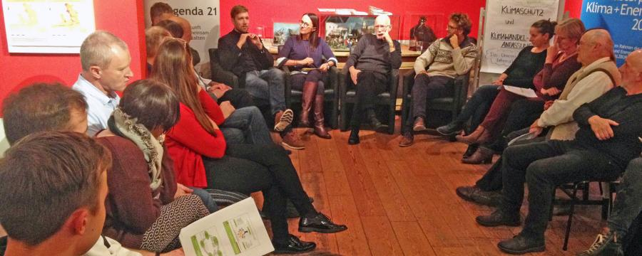 Agenda-21- Treffen in Neumarkt