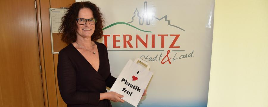 Umweltstadträtin Daniela Mohr