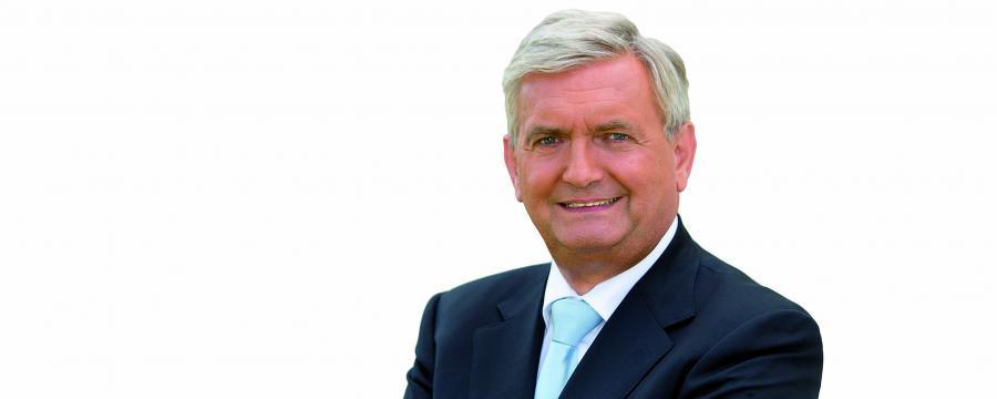 Gemeindebundpräsident Alfred Riedl