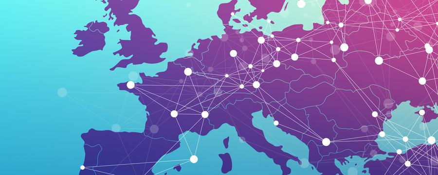 Europa vernetzt