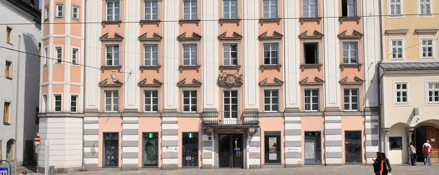 Das alte Rathaus in Linz