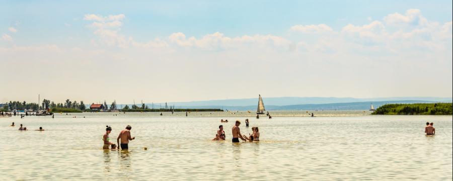 Neusiedler See bei Podersdorf