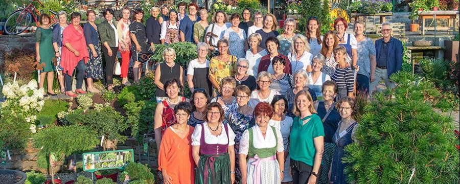 Bürgermeisterinnentreffen 2019 in Puch