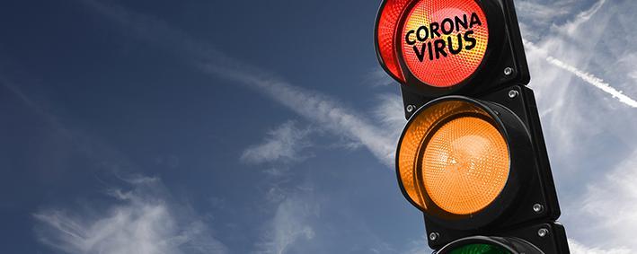 Corona-Ampel in allen Farben