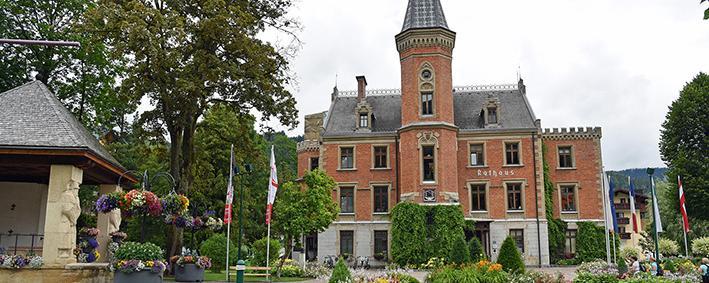 Rathaus in Schladming