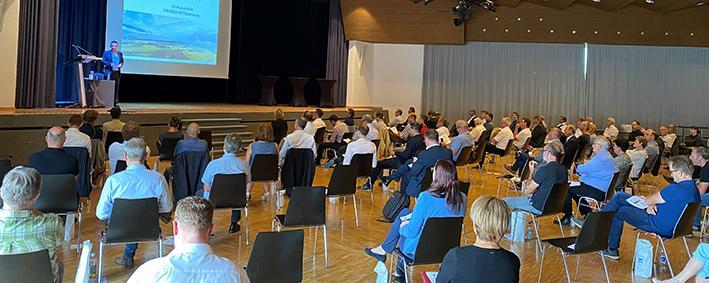 Mitgliederversammlung des Vereins Agglomeration Rheintal in Widnau.