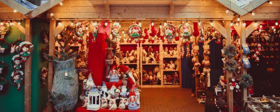 Christkindlmarkt in Österreich