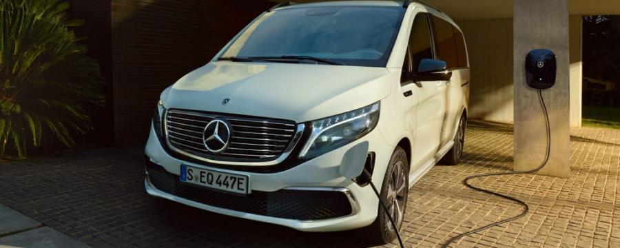 eVan von Mercedes Benz