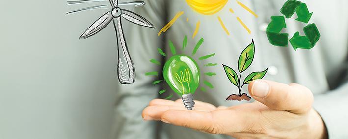 Symbolbild Energiewende