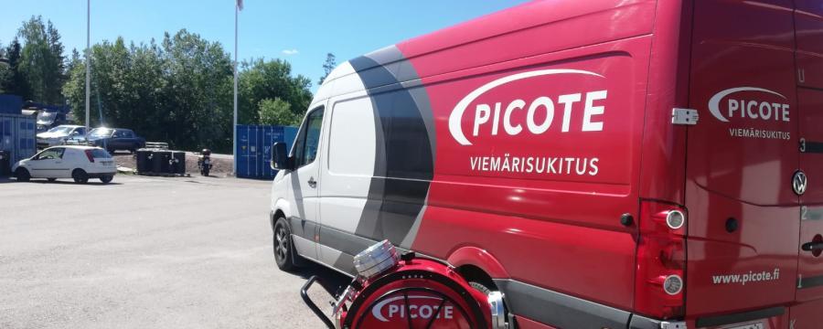 Picote Lieferwagen