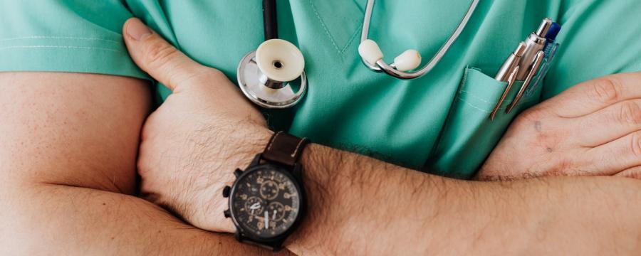 Amtsärzte in den Bezirken