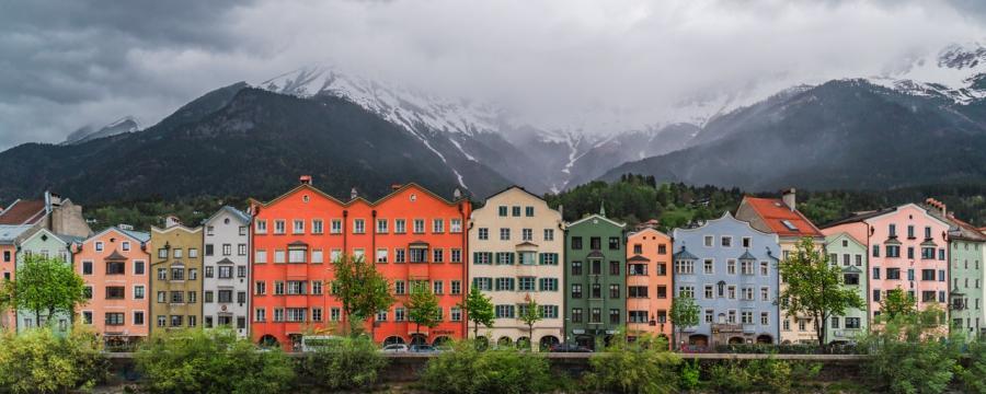 Innsbruck ist eine Statutarstadt