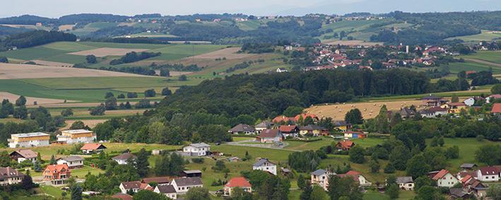 Blick von der Burg Güssing