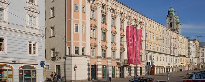 altes Rathaus in Linz