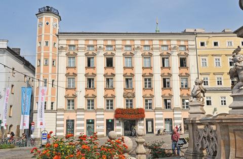 Altes Rathaus Linz
