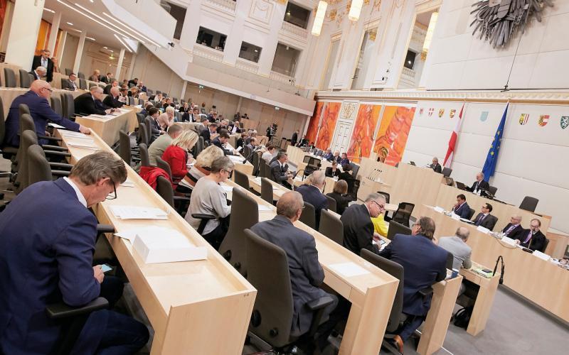 Enquete des Bundesrates zur Dezentralisierung
