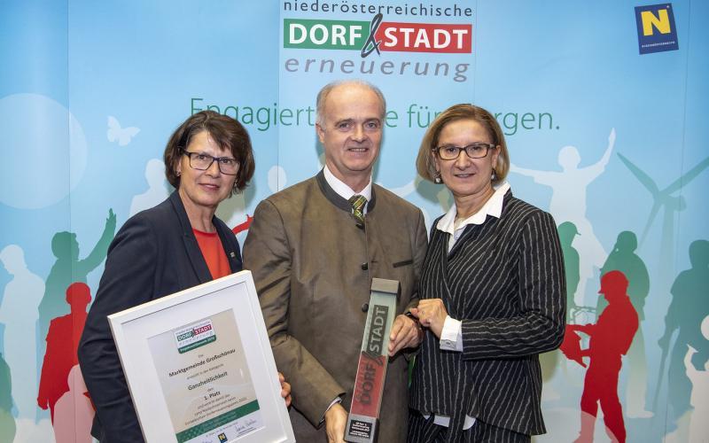 Projektwettbewerb 2019 der NÖ Dorf- und Stadterneuerung