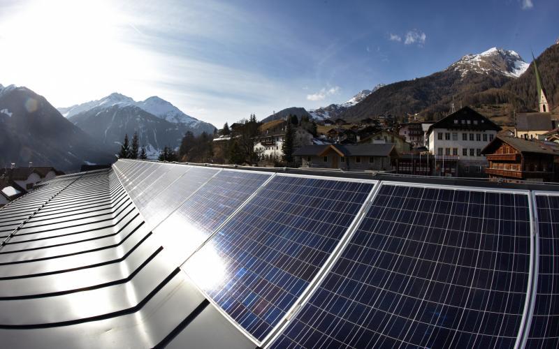 Photovoltaikanlange