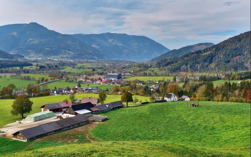 Weng in Gesäuse | Beispiel für Baulandmobilisierung
