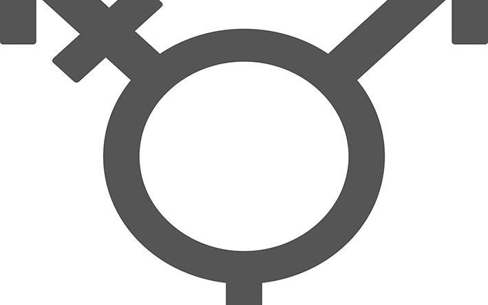 Symbol dritte Geschlecht