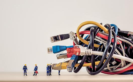 Breitbandkabel