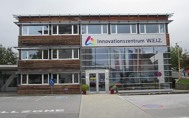 W.E.I.Z. Gebäude 1