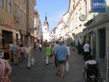 Krems Fußgängerzone