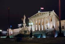 Das Parlament verkörpert die österreichische Politik | NRW 2019